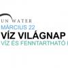 Víz Világnapja a ligetben március 21-én