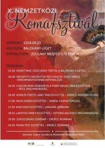 Nemzetközi Romafesztívál
