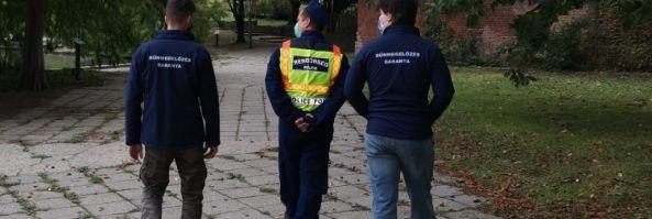 """A végéhez közeledik a """"Balokány-Polisz"""" elnevezésű program Pécsett (police.hu)"""